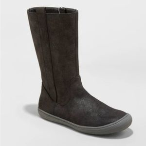 Magda Microsuede Tall Fashion Boots